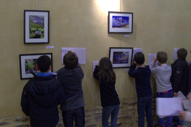 16-Expo Cintré Insolite_Visite école