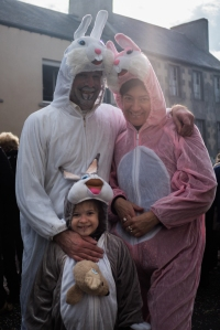 La famille Bunny