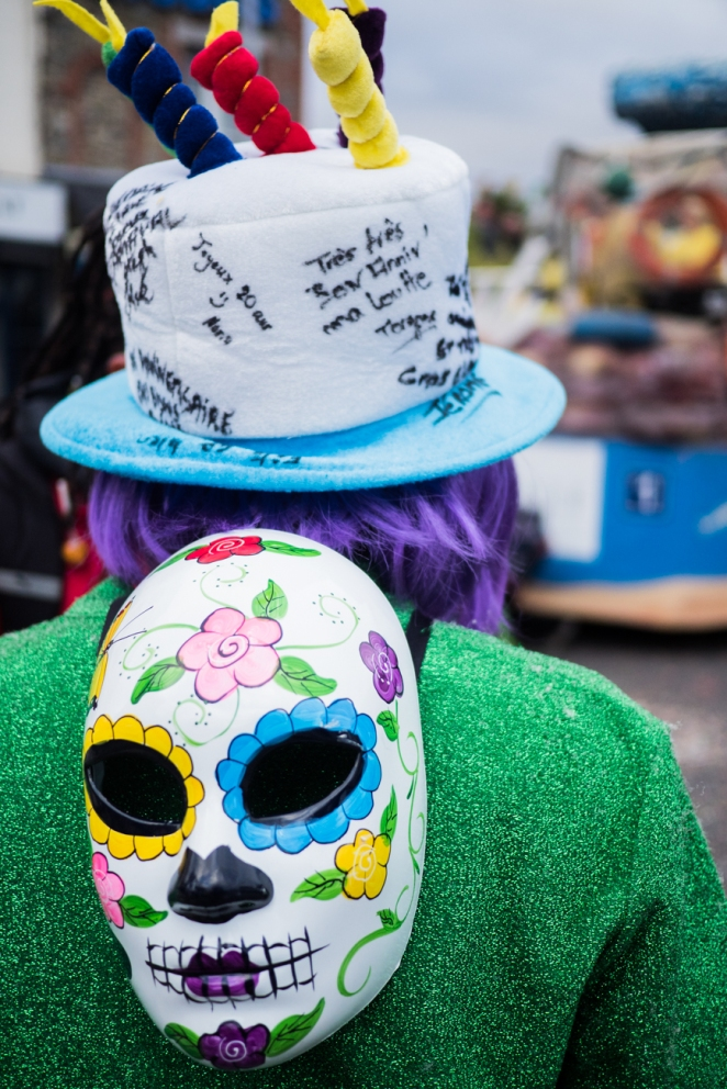 Masque mexicain