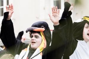 Danse du pingouin